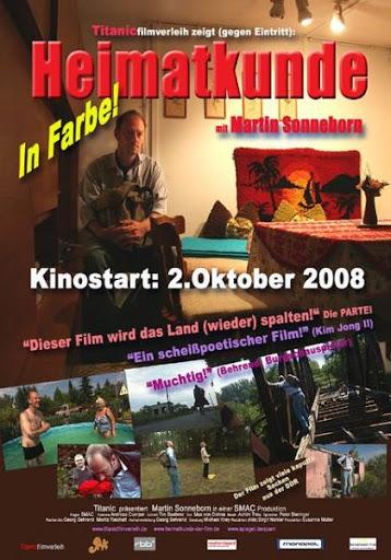 Heimatkunde Plakat